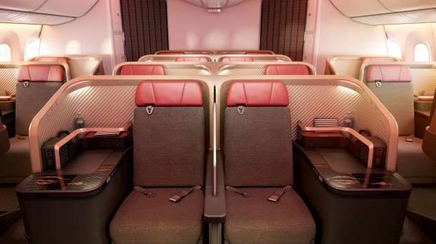 The new seats will be rolled out across two-thirds of LATAM's global fleet over the next two years.