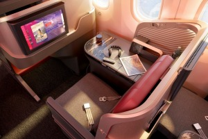 New LATAM airline seats.