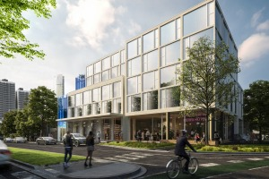 The new 100-room hotel in South Melbourne will be run by the Ovolo group.