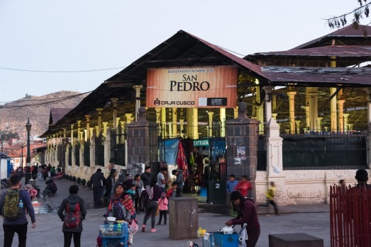 SAN PEDRO MARKET: Everything you could imagine – and plenty more besides – is for sale in Cuzco's liveliest produce ...