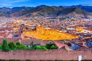 Cusco is the historic capital of the Inca Empire.