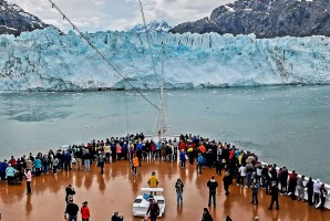 Enjoy a seven-night Inside Passage cruise in Alaska as part of a deal for a 16-day fly, cruise and stay holiday.