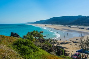 Queensland's Great Beach Drive has long been beloved of local 4WD enthusiasts.