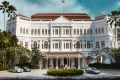 The colonial Raffles Hotel in Singapore, immortalised by writer Somerset Maugham, is the quintessential nostalgia ...