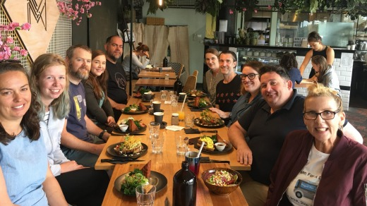 The Vegan For A Day tour takes in a range of meat-free establishments in Melbourne.