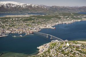 Tromso is Norway's official gateway to the Arctic.