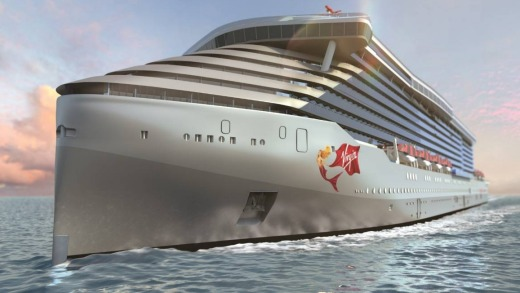 Scarlet Lady will launch in 2020.