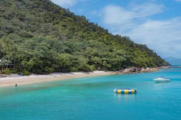 Fitzroy Island, Cairns: It feels a bit harsh to call out Fitzroy Island, which is perfectly lovely with its beaches, ...