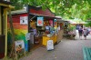 Kuranda, Queensland: The train and cable car that head up to Kuranda from Cairns aren't too bad, but the town itself – a ...