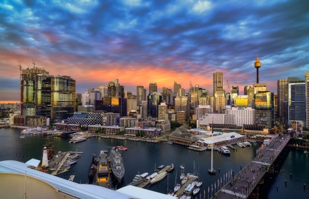 Darling Harbour, Sydney: Many Sydneysiders will pour scorn on Darling Harbour, perhaps a touch unfairly. It's alright, ...