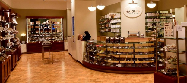 Haigh's Chocolates, Adelaide: Australia's oldest family-owned chocolate maker does decent – arguably good – chocolate. ...