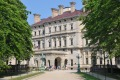 The Breakers is the most well-known and visited mansion in Newport, Rhode Island, formerly the summer home of the ...