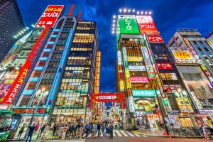 There are very few parts of the Tokyo metropolis you could describe as dodgy, but Kabukicho, a small area in Shinjuku, ...