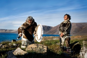 Culture and coastline: Greenland.