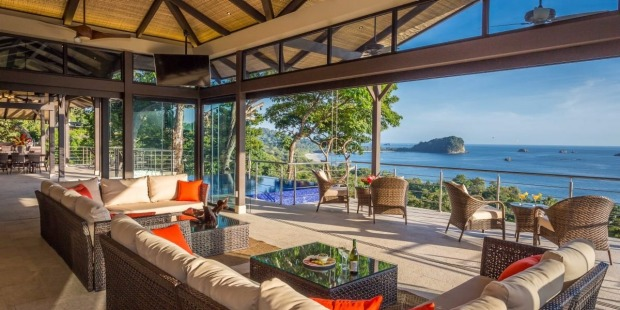 1. Tulemar Bungalows & Villas, Costa Rica