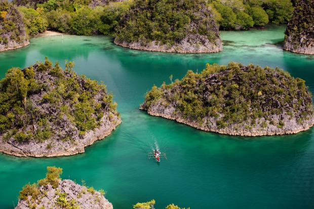 Raja Ampat, Indonesia: This archipelago off the northwest tip of West Papua is the final frontier for expedition ...