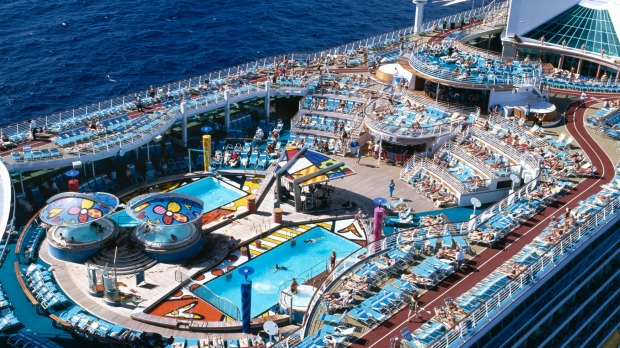 Royal Caribbean's Voyager of the Seas will now resume cruising from Australia on January 4.
