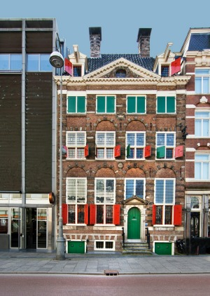 The Rembrandt House Museum.