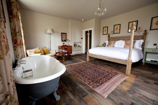 STAY AT THE PIG ENGLAND Make like a slothful swine at one of England's thoroughly charming Pig hotels. The boutique ...