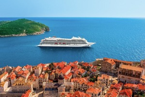 Viking Star in Dubrovnik.