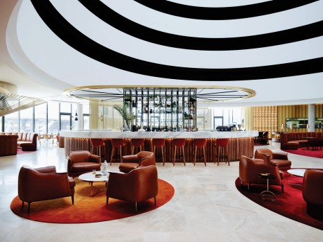 VIBE HOTEL CANBERRA: This impressive 191-room retro inspired hotel is part of the seismic changes taking place in the ...