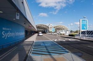 It might be cheaper to take a taxi or Uber to Sydney International Airport than use the rail link.