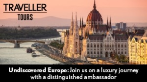 Traveller tours Balkan digital promo