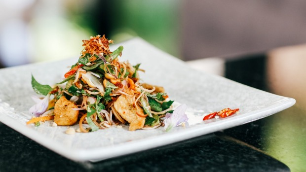 The cuisines of south-east Asia are showcased on Scenic Spirit's Mekong River cruise.
