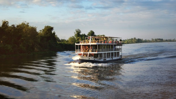 Sail for eight days aboard a classic riverboat from Siem Reap to Ho Chi Minh City.