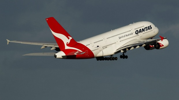 Spend with Qantas partners to maximise your points.
