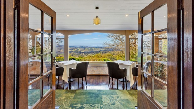 Mt Lofty House review, Adelaide Hills