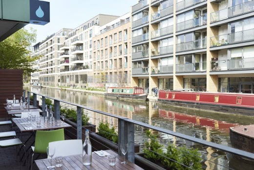 WATERHOUSE: Started in 2008 by charity Shoreditch Trust, this canal-side gem in Hackney offers training and support to ...
