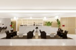 Qantas has unveiled the designs for its new first class lounge at Singapore's Changi Airport.