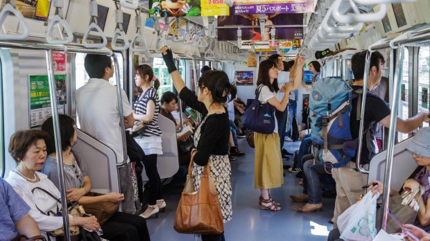 The Yamanote Line gives access to all Tokyo's greatest hits, from Ginza to Shibuya, Shinagawa to Ueno.