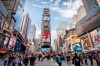 Times Square, New York: New York's centrepiece is also, unquestionably, the worst part of New York. Giant advertising ...