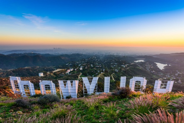 The Hollywood sign, Los Angeles: It's a surprisingly long, sweaty hike to get out to the Hollywood sign. And, once ...