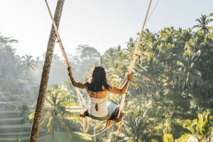 Take the time to venture beyond Bali entirely.