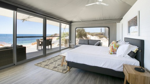 Discovery Rottnest Island has unveiled its new glamping accommodation.