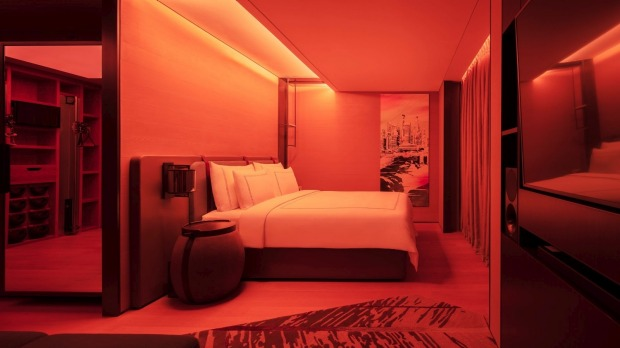Vitality Rooms can adjust lighting to simulate dawn and dusk, helping the body naturally regulate its rhythms.