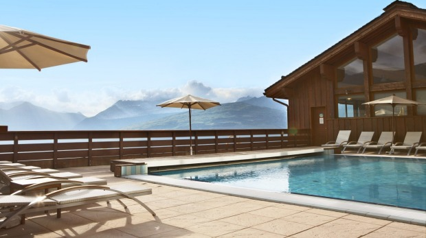 Club Med and Peisey-Vallandry, France.