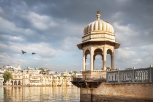 India's ''city of lakes'' is filled with picture perfect white buildings and clean, calm streets.