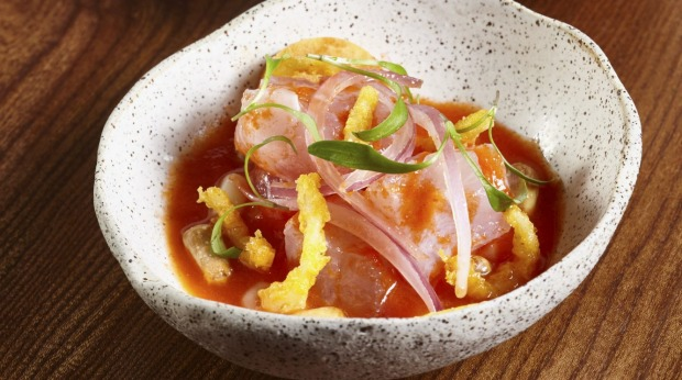 Gaston Acurio is credited with bringing Peruvian cuisine to the world's attention.