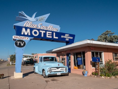 Six Of The Best Route 66 Motels And Hotels In The Usa