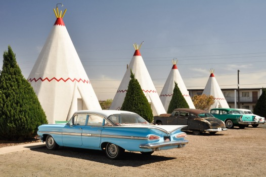 WIGWAM VILLAGE, CALIFORNIA: Oh let's face it, you're never too old. Comprising 19 newly refurbished wigwams in a San ...