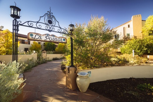 LA POSADA HOTEL, ARIZONA: This stunning Arizona hotel has become something of an institution for history-loving Route 66 ...
