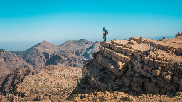 The Jordan Trail connects several existing routes and paths to create one country-long mega trail that runs for 650 ...