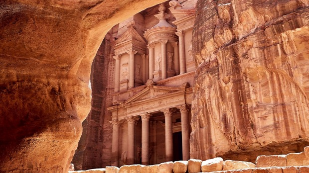 6dcb762a5a0 The Jordan Trail's 44-day mega hike offers a back door to Petra
