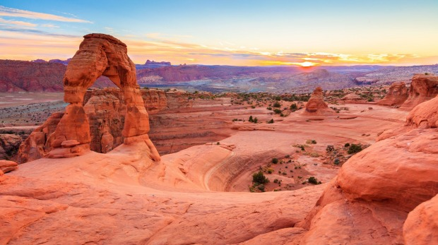 See Arches National Park, Utah, on Collette's America's National Parks tour.