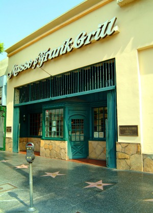 Musso & Frank has been operating since 1919.