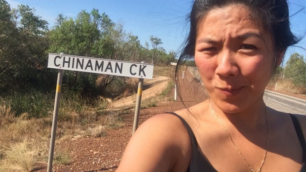 """All over Australia you can find """"Chinaman Creeks"""", named after their colonial-era residents, including this onenot far ..."""